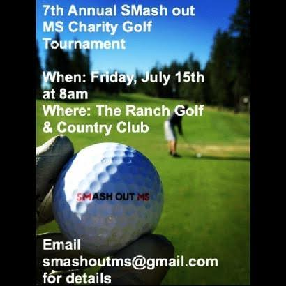 Details for the crew golf tournament