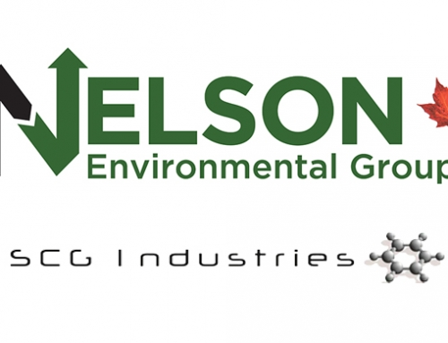 NELSON Environmental Group acquires SCG Industries Ltd.